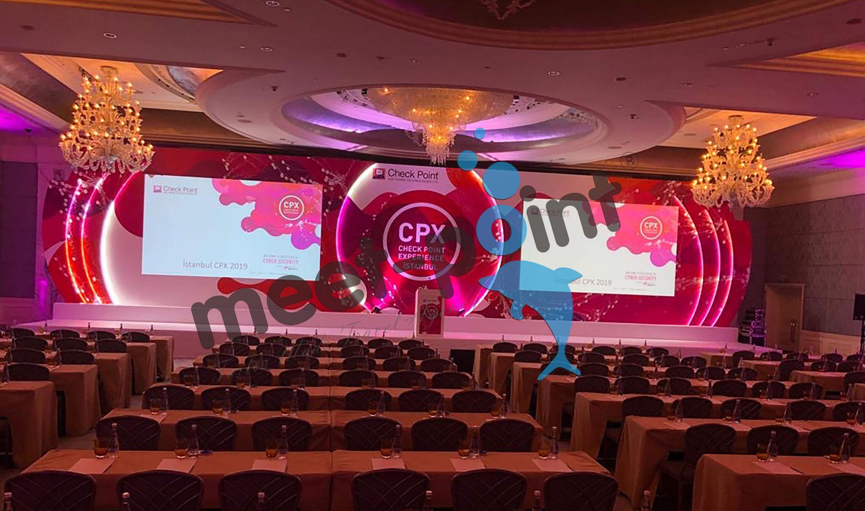 Meetpoint - Kurumsal Toplantı, Konferans, Kongre, Event, Meeting, DMC